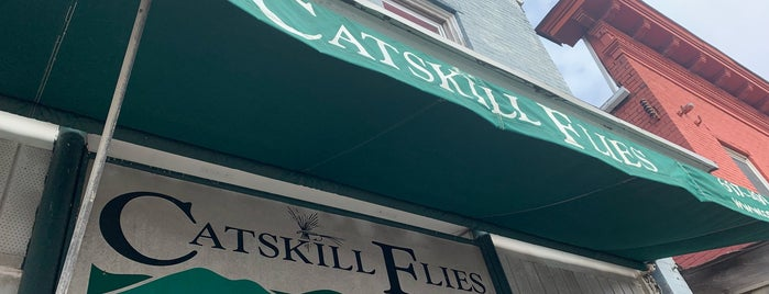 Catskill flies is one of Roscoe.