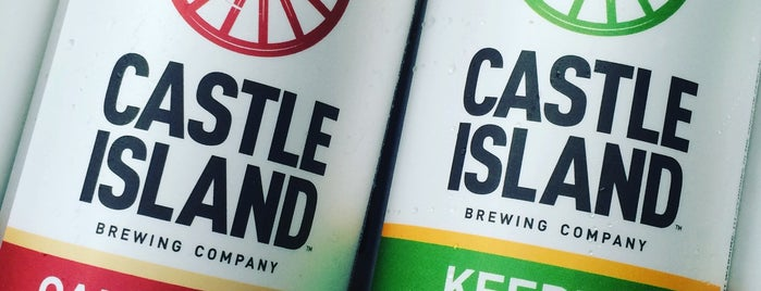 Castle Island Brewing is one of The best of Massachusetts.