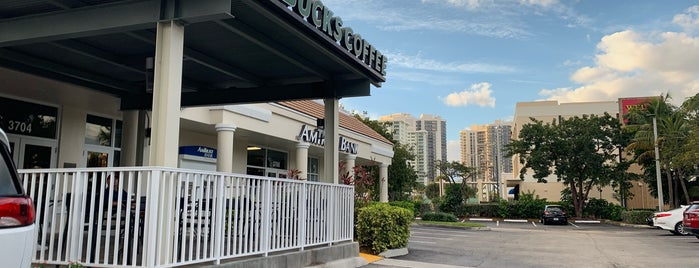 Starbucks is one of Fort Lauderdale.