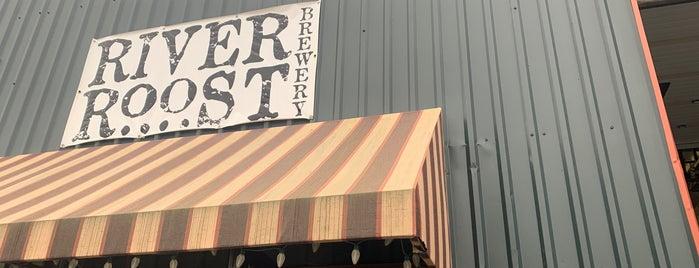 River Roost Brewery is one of Cole'nin Beğendiği Mekanlar.