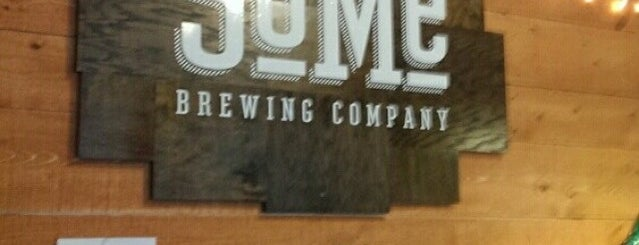SoMe Brewing Company is one of New England.