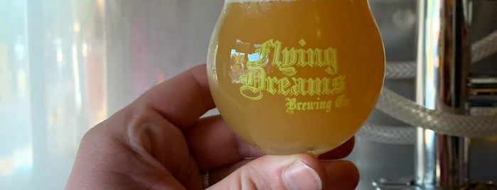 Flying Dreams Brewery is one of New England Breweries.