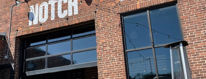 Notch Brewery & Tap Room is one of Salem.
