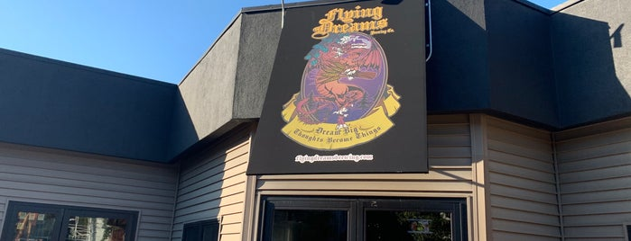 Flying Dreams Brewery is one of Orte, die Marcus gefallen.