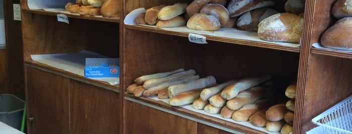 Antique Pecoraro Bakery is one of Jersey City Eats.