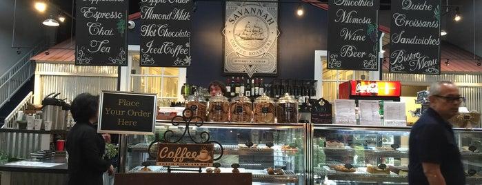 Savannah Coffee Roasters is one of Savannah.