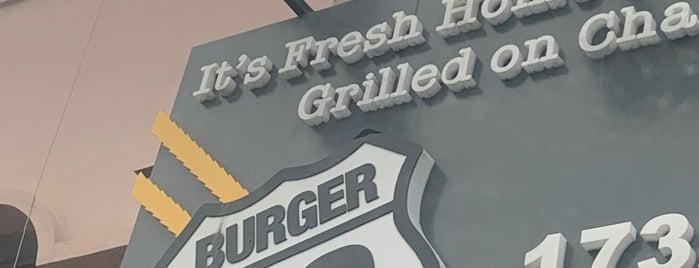 Burger 63 is one of Lugares guardados de Fahad.