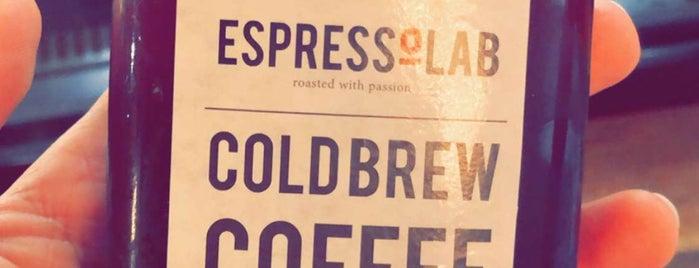 Espressolab is one of Dammam & Khobar Speciality Coffee shops.