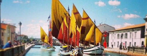 Porto Canale is one of Riviera Adriatica.
