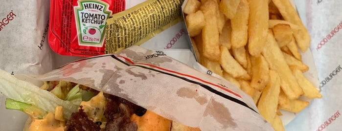 Hood Burger is one of Ljublana.