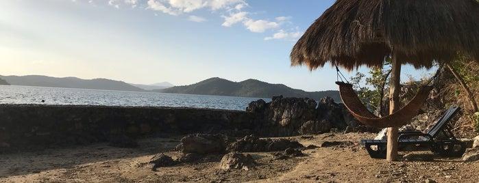 Iris Island Resort is one of Luca : понравившиеся места.