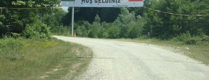 Darıyeri Hasanbey Köyü is one of bulunduğum yerler.