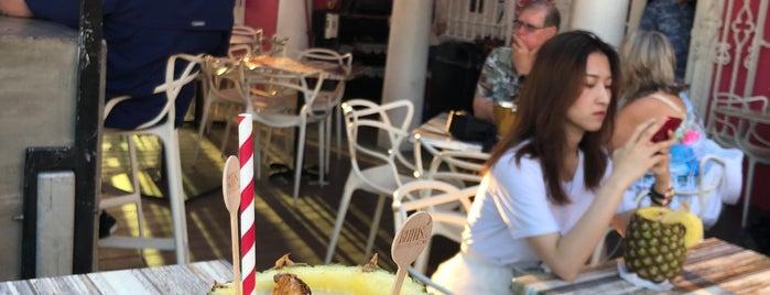 La Casita de Rones is one of Puerto Rico Restaurants.