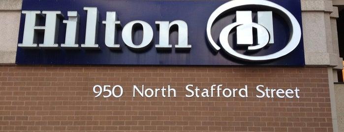 Hilton is one of Trips / Washington, DC.