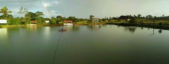 Pontes e Lacerda is one of Mato Grosso.