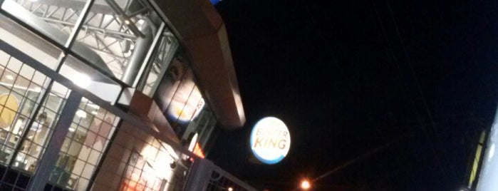 Burger King is one of burgers.