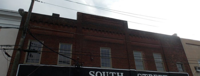 South Street Brewery is one of Breweries.