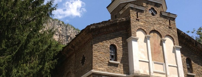 Дряновски манастир (Dryanovo Monastery) is one of Orte, die Eva gefallen.