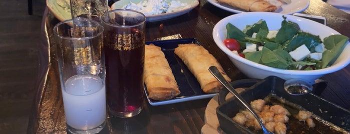 Nasip Meze Restoran is one of Gurme.