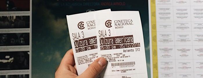 Cineteca Nacional is one of Lieux qui ont plu à Xiomi.