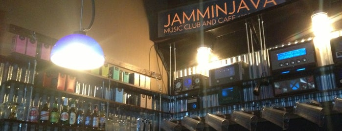 Jammin Java is one of Music Venues.