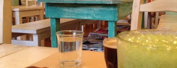Pierina Tea House is one of BsAs Brunch.