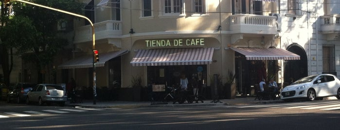 Tienda de Café is one of Lieux qui ont plu à Sergio M. 🇲🇽🇧🇷🇱🇷.