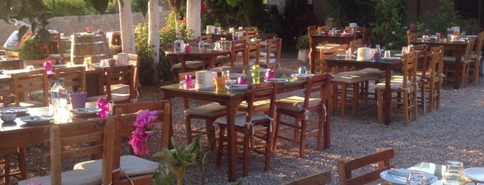 Bağarası Restaurant is one of Bodrum.