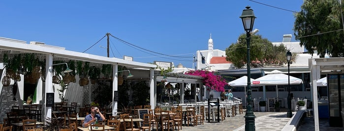 Ano Mera Square is one of Greece: Dining, Coffee, Nightlife & Outings.