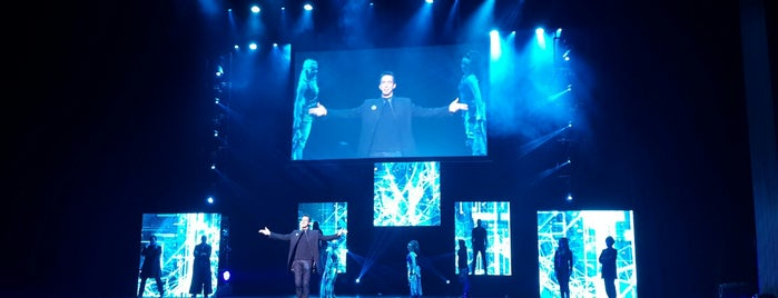 The Illusionists Zorlu PSM is one of Yeşim : понравившиеся места.