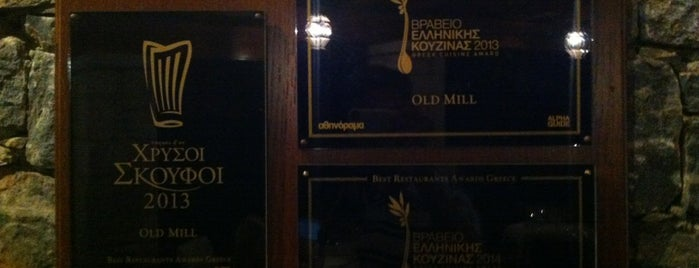 Old Mill Restaurant is one of Greek Food Hangouts.