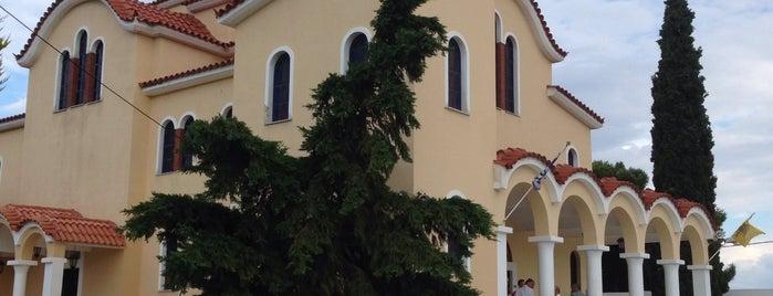 Ιερός Ναός Κοιμήσεως της Θεοτόκου is one of Lugares favoritos de Φίλιππος.