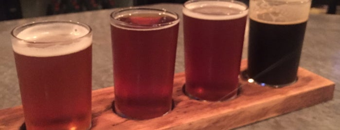 Town in City Brewing Company is one of Breweries or Bust 2.
