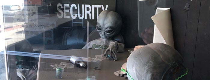 Area 51 Museum is one of Rosswell.