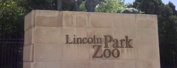 Lincoln Park Zoo is one of X-Country.