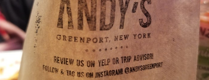 Andy's is one of North Fork.