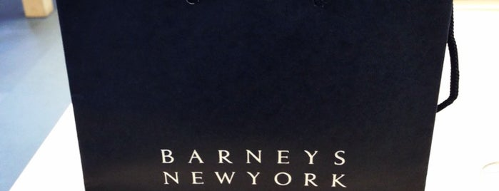 Barneys New York is one of À faire à New York.