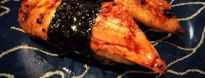 Hyotan-zushi is one of Good Food.