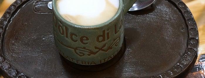 Dolce di Latte is one of Charles'in Beğendiği Mekanlar.