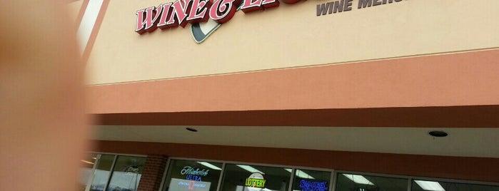 Wine and liquors is one of สถานที่ที่ Lindsaye ถูกใจ.