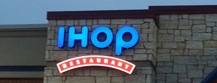 IHOP is one of Lieux qui ont plu à Jamie.
