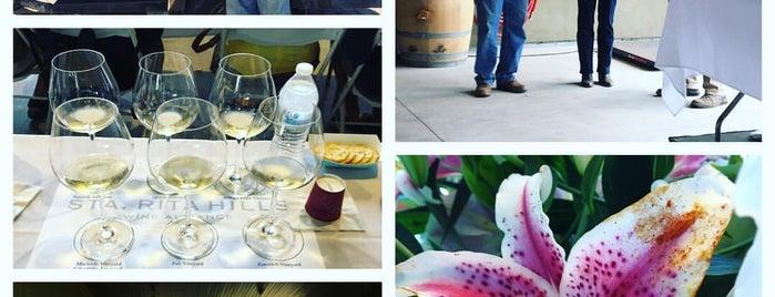Hilliard Bruce Winery is one of Santa Barbara Wineries.