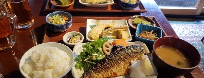 Ouchi Gohan Kokoraya is one of Japan - Kioto.