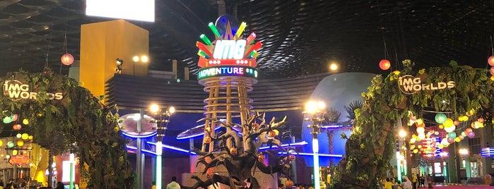IMG Boulevard is one of Dubai to-do list.