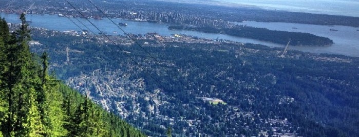 Grouse Mountain is one of Vancouver.