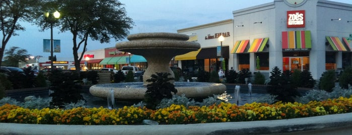 Snider Plaza is one of * Gr8 Dallas Shopping (non-grocery).