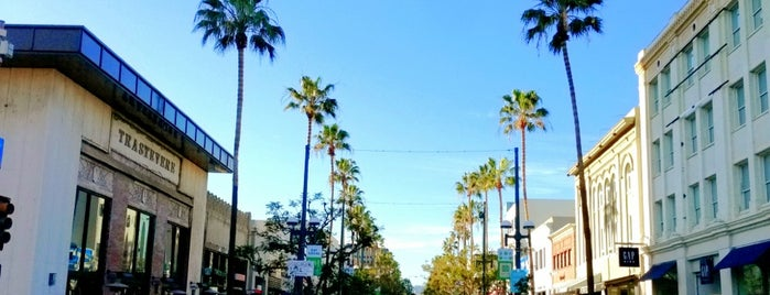 Third Street Promenade is one of Best Shopping Centers & Malls In LA-Norman Brodeur.