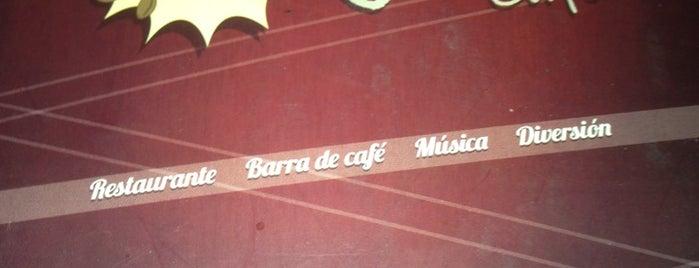 Java Café is one of Cafés Pachuca.