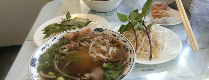 Pho Than Brothers is one of Seattle.