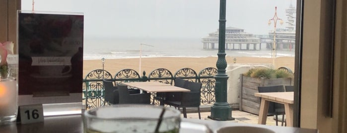 Waves Restaurant, Kurhaus Hotel is one of Gregさんのお気に入りスポット.